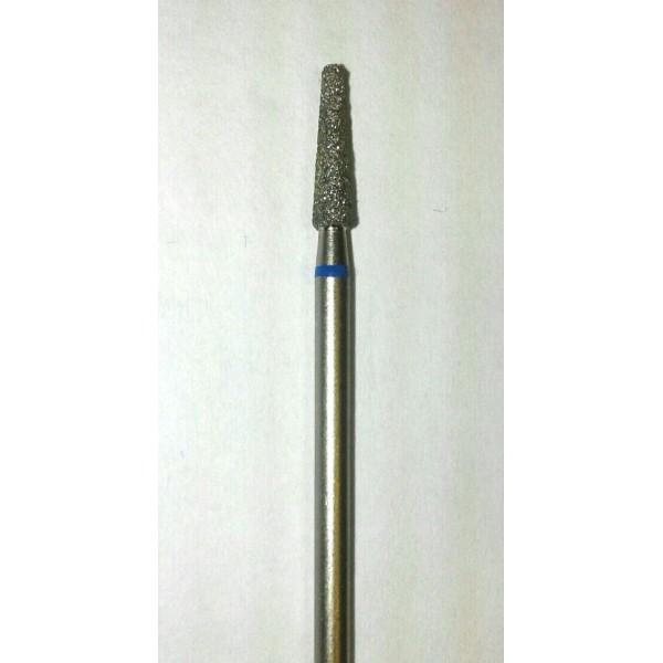 Конус закругленный,средний абразив,2,7 мм №141