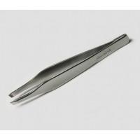 T4-12-01 (П-17) Пинцет для бровей(широкие прямые кромки)