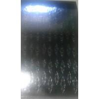 Металлизированные наклейки Серебро №6