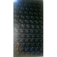 Металлизированные наклейки Серебро №5