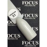 Гель лак FOCUS premium №051,8ml