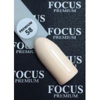 Гель лак FOCUS premium №058,8ml
