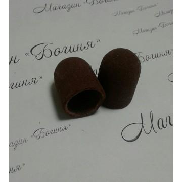 Колпачок для педикюра 16мм мелкий 320грит (1 шт)