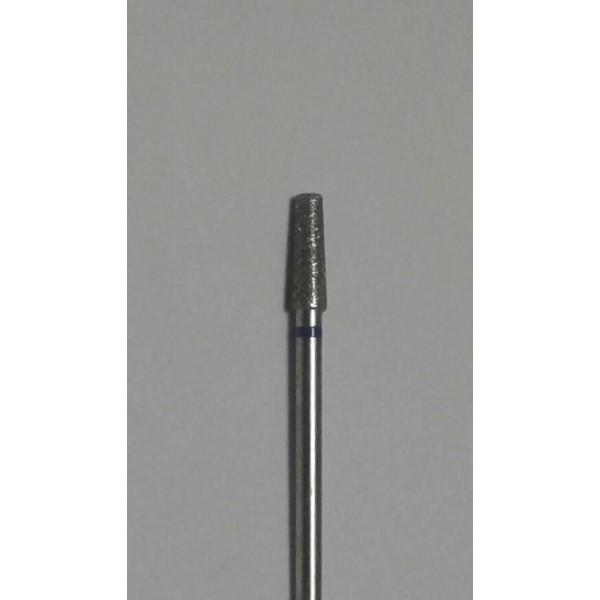 Конус усеченный,средний абразив,3,3 мм №77