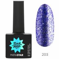 Гель-лак RockNail Insta Star 203 Nicki