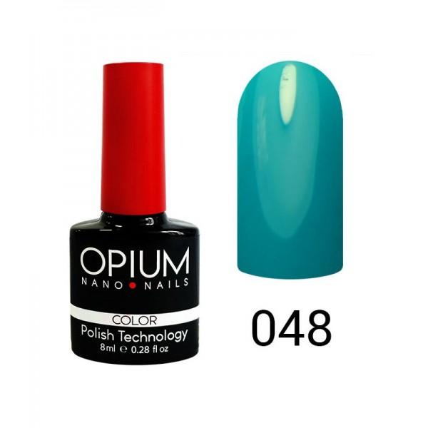 гель лак OPIUM 8ml.№048