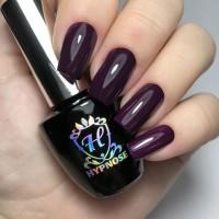 Гель-лак Hypnose - 091-01, Night Iris, 10мл