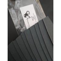 """Сменные файлы для пилочки """"Лодочка"""",черные 240 грит (вспененные)"""