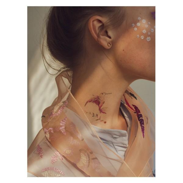 Miamitats Переводные тату Euphoria by Aksinya Tattoo