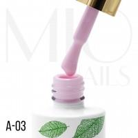Гель лак MIOnails № A-03. 8 ml