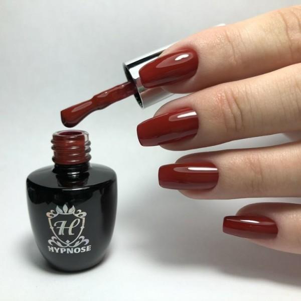 Гель-лак Hypnose - 131-01, Red garnet, 10 мл.