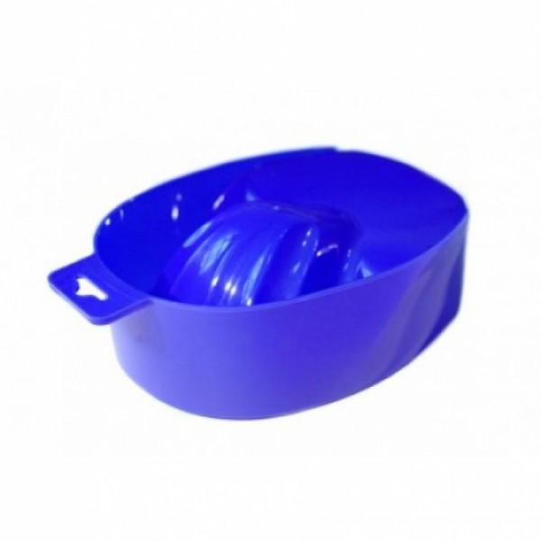 Ванночка для маникюра, синяя