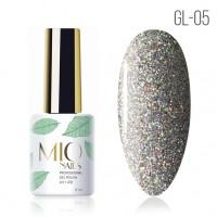 Гель лак MIOnails № GL-05. 8 ml