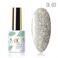 Гель лак MIOnails № GL-03. 8 ml