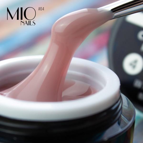 MIO Nails Гель для наращивания №4,средней вязкости 15 гр