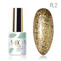 MIO гель-лак Platinum № 2 8 мл