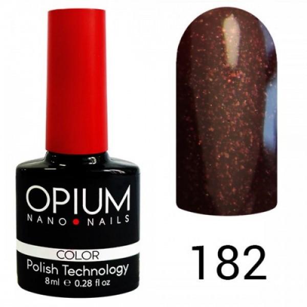 гель лак OPIUM 8ml.№182