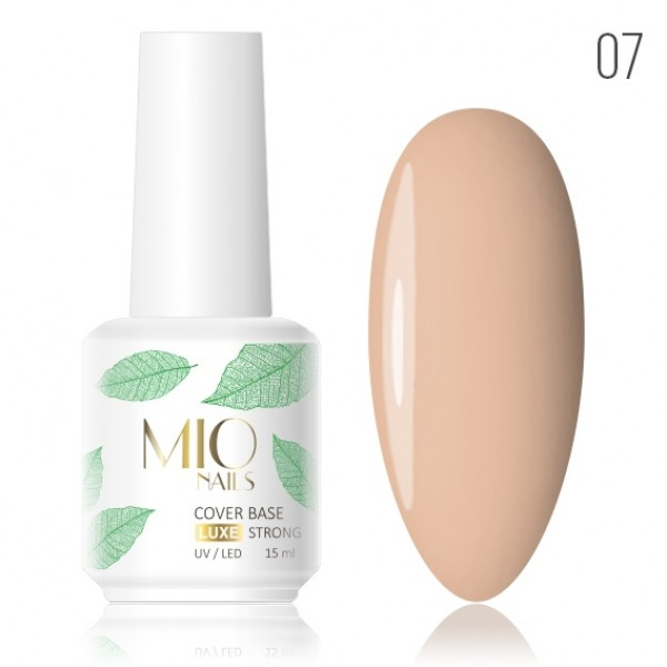 Mio Base Cover Strong LUXE №7,15 мл