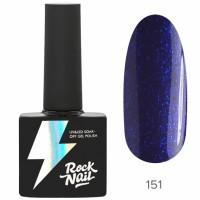 Гель-лак RockNail Basic 151 Kashmir Sapphire