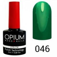 гель лак OPIUM 8ml.№046