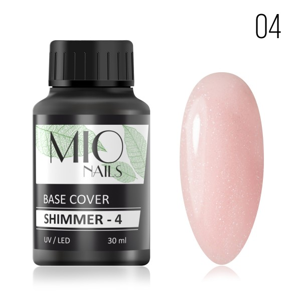 Mio SHIMMER Base Cover Strong LUXE №4,30 мл