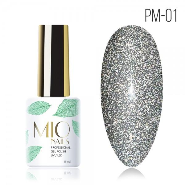 MIO nails Гель-лак коллекция «Plazma» № 01