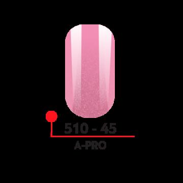 """Гель-лак """"A-PRO"""" №45, 5 мл"""
