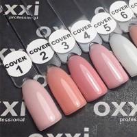 OXXI Cover Base - камуфлирующая база № 1 для гель-лака, 10 ml