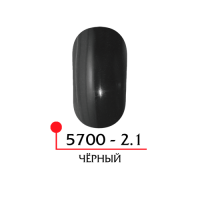 ФП Цветная акриловая пудра № 2.1 черная, 3г