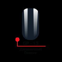 """Акриловая гель-краска для росписи №13, цв.""""Динамичный Гонконг"""""""