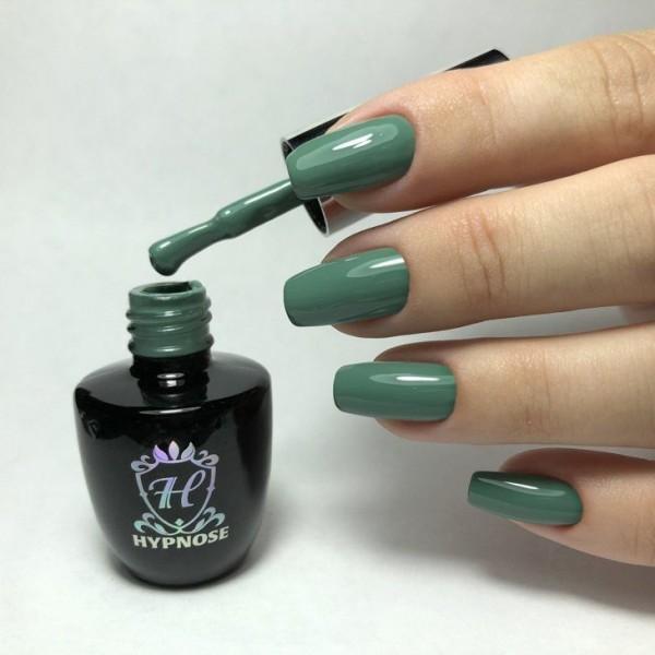 Гель-лак Hypnose - 058-01, Green Cashmere, 10 мл.