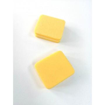 Баф одноразовый жёлтый,50 шт