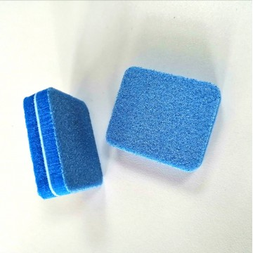 Баф одноразовый синий,50 шт