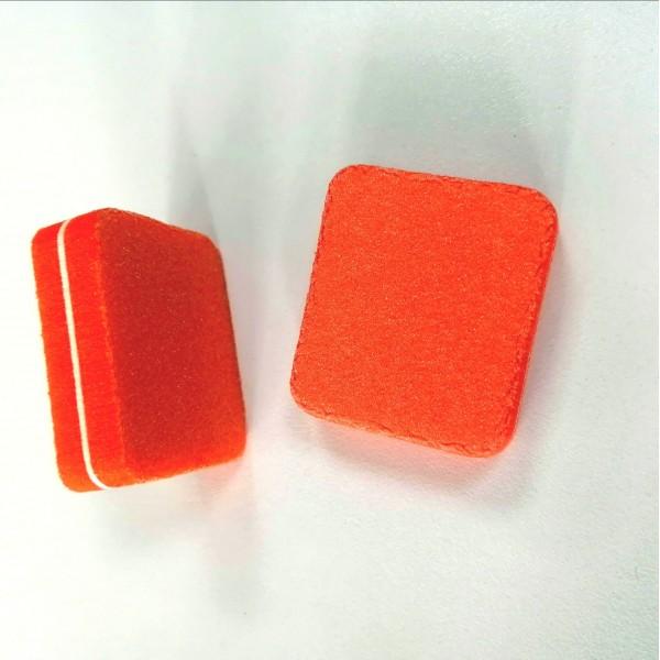 Баф одноразовый оранжевый,50 шт