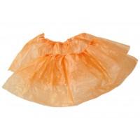Бахилы медицинские оранжевые,35 пар