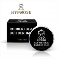Базовое покрытие для гель-лака Hypnose Rubber Ideal Builder Base, банка 15 мл