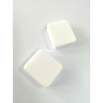 Баф одноразовый белый,50 шт