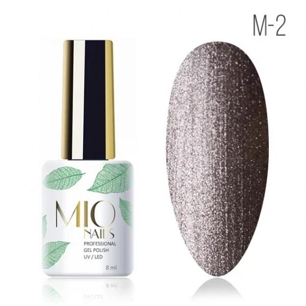 MIO Metallic № 2 8 мл