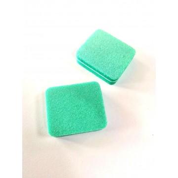 Баф одноразовый зеленый,50 шт