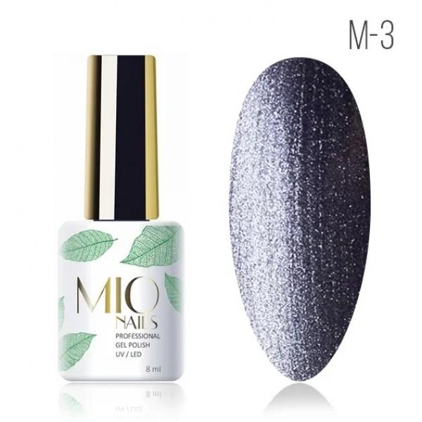 MIO Metallic № 3 8 мл