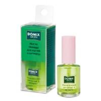 DOMIX Масло для ногтей и кутикулы «Авокадо » 17 ml