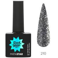 Гель-лак RockNail Insta Star 210 Taylor