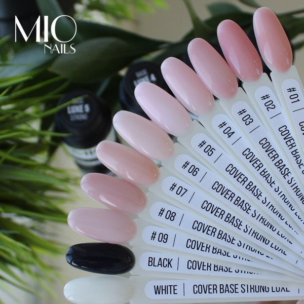 Mio Base Cover Strong LUXE №9,15 мл