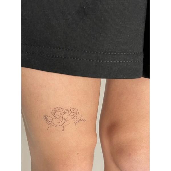 Miamitats Переводные тату Miami Tattoos Balance