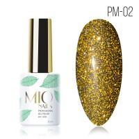 MIO nails Гель-лак. Коллекция «Plazma» № 02