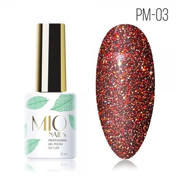 MIO nails Гель-лак. Коллекция «Plazma» № 03