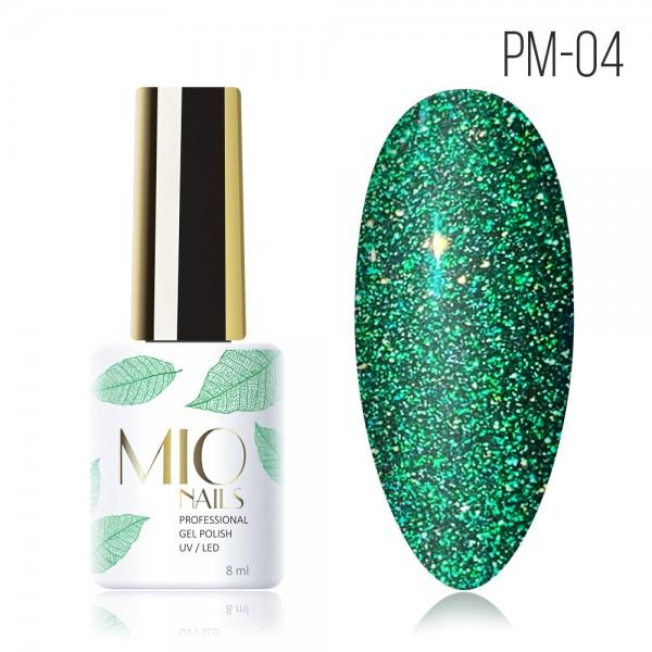 MIO nails Гель-лак. Коллекция «Plazma» № 04