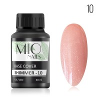Mio SHIMMER Base Cover Strong LUXE №10,30 мл