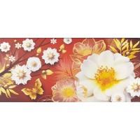 Конверт для денег, белые цветы