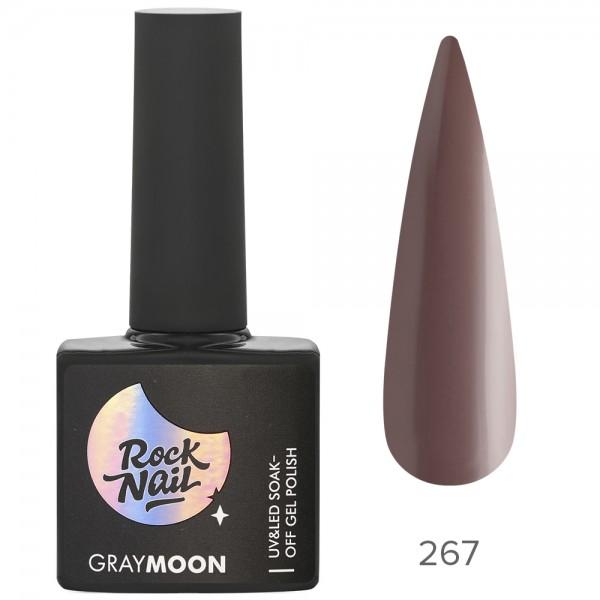 Гель-лак RockNail Gray Moon 267 Nightfall